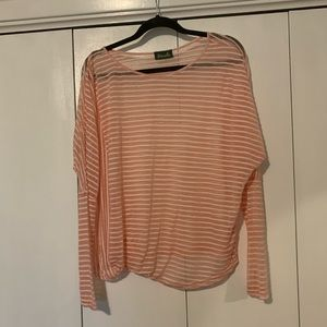 Light pink blouse / large